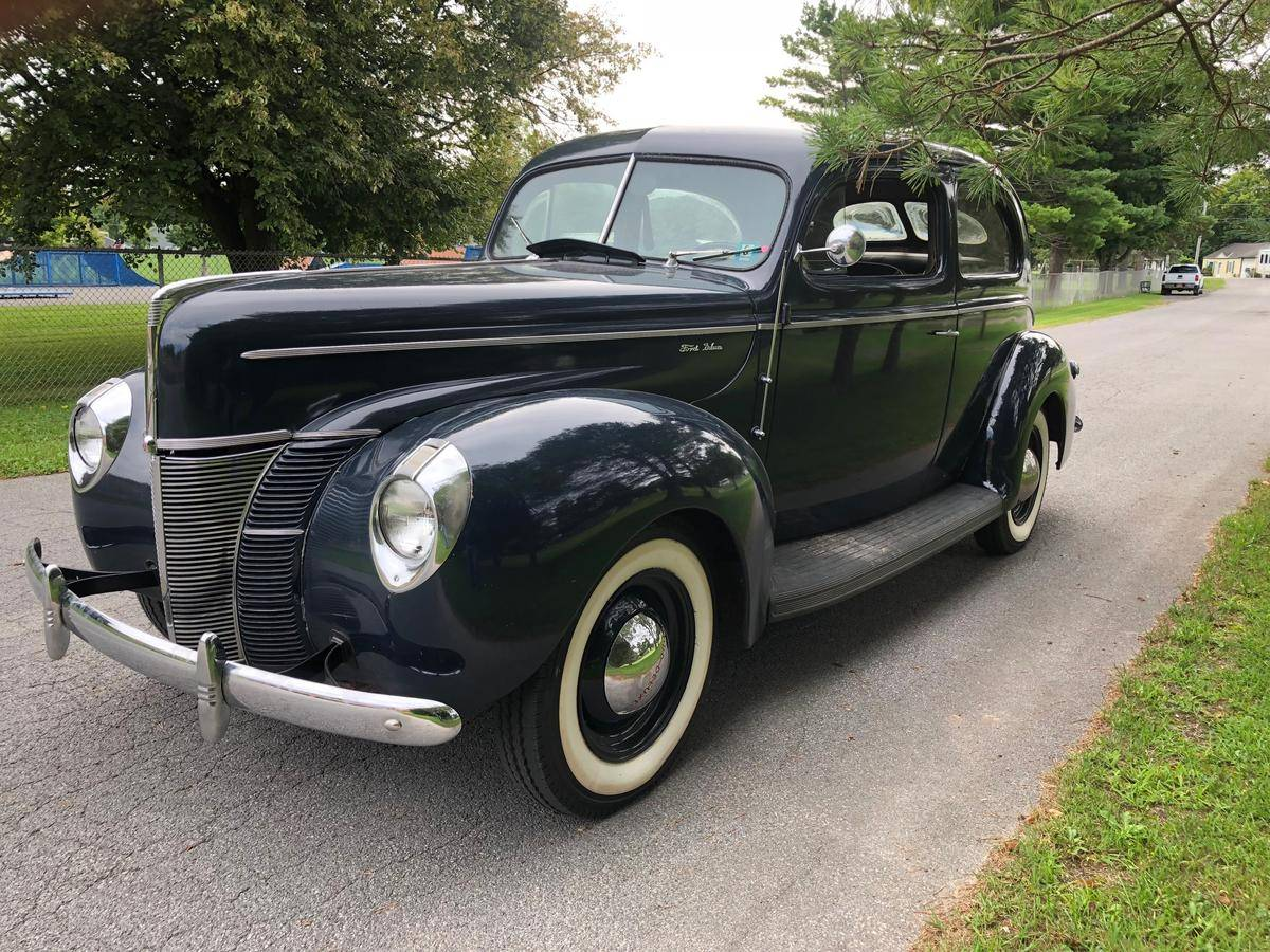 Pre-Owned 1940 Ford Deluxe