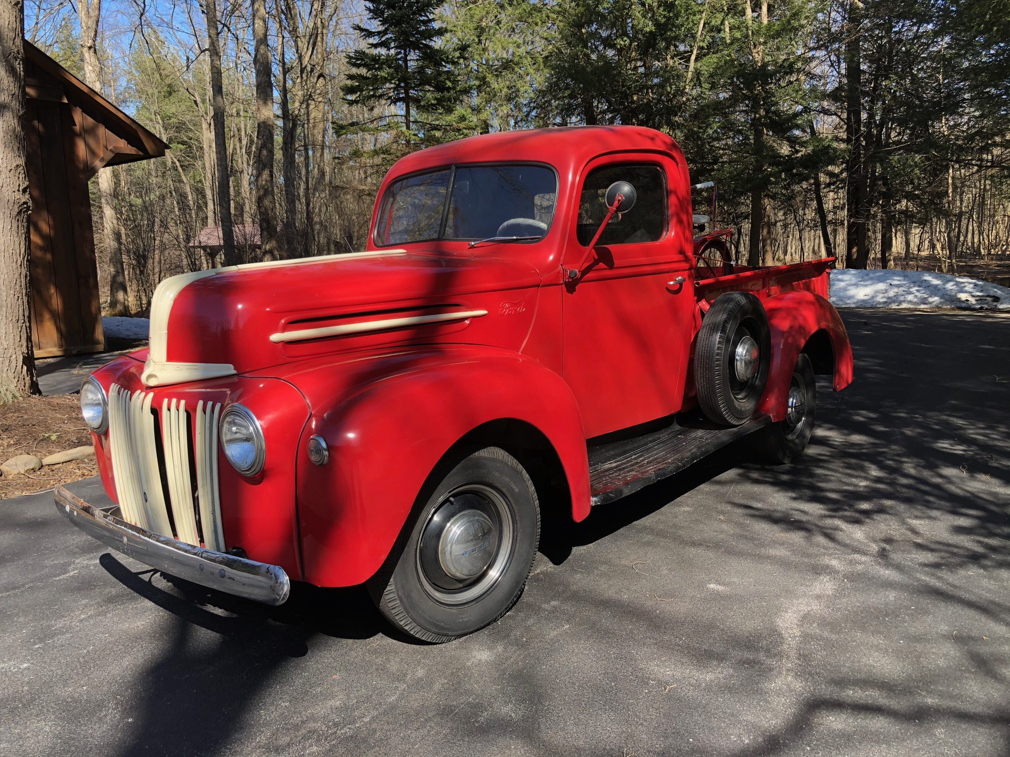 Pre-Owned 1945 Ford Pick up