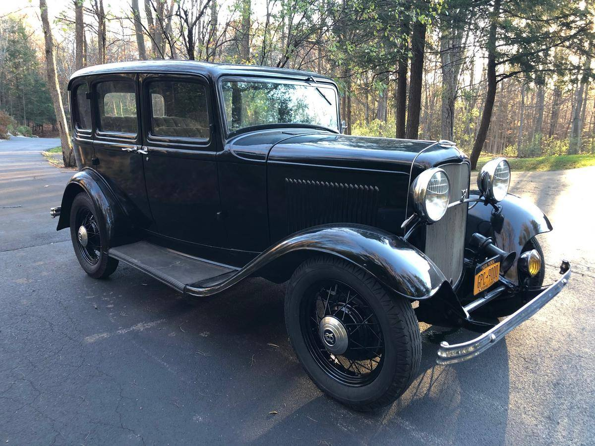 Pre-Owned 1932 Ford Sedan