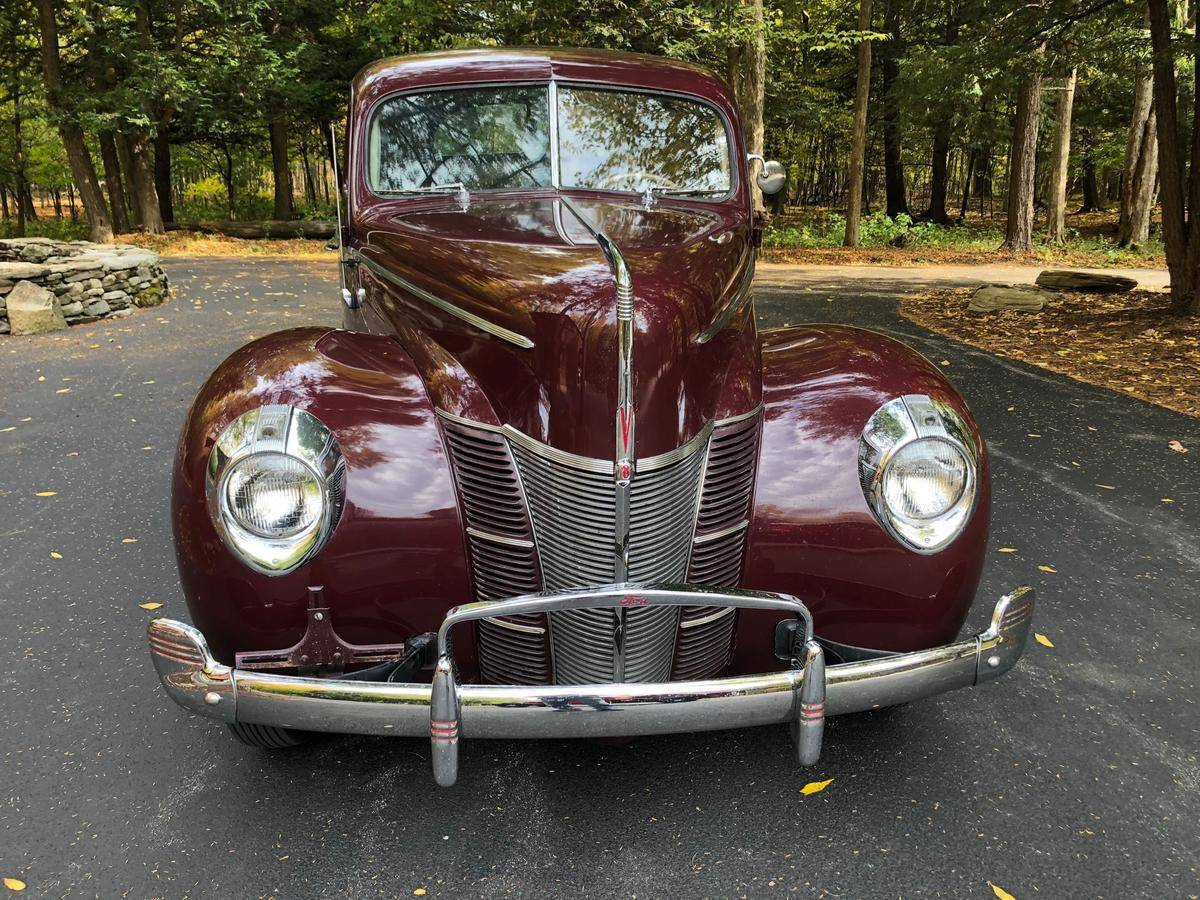 Pre-Owned 1940 Ford Deluxe Opera Coupe