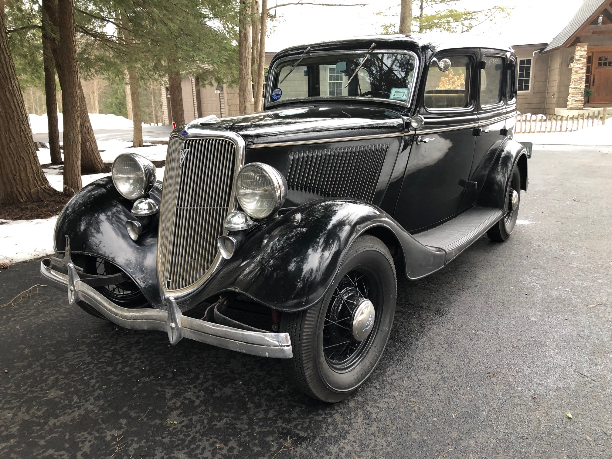 Certified Pre-Owned 1934 Ford Deluxe